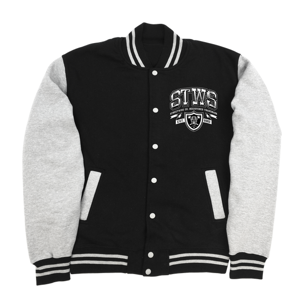 Black and Silver Jacket (Gray/Black)