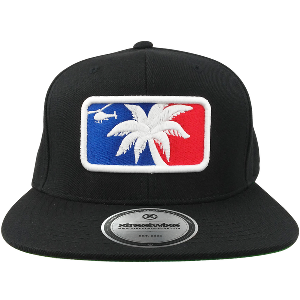 Major League Snapback (Black)