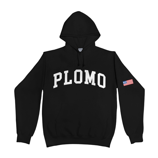 Block Letters Hoody (Black)