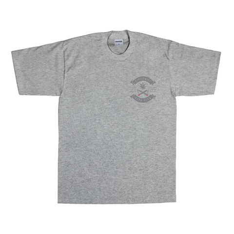 Burn Slow T-Shirt (Gray)