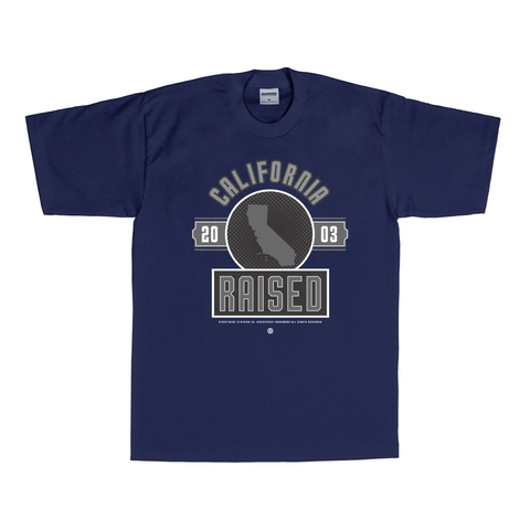 Cal State T-Shirt (Navy)