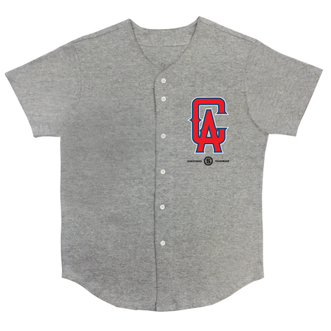 Cali Angels Jersey (Gray)