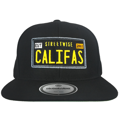 Califas Snapback (Black)