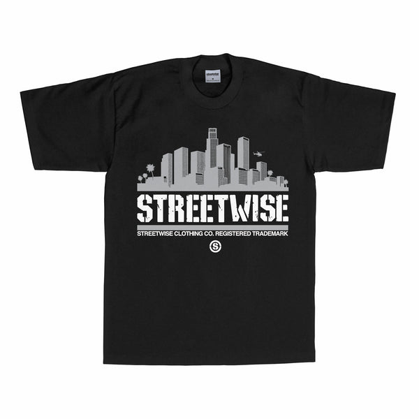 City Vibes 2.0 T-Shirt (Black)