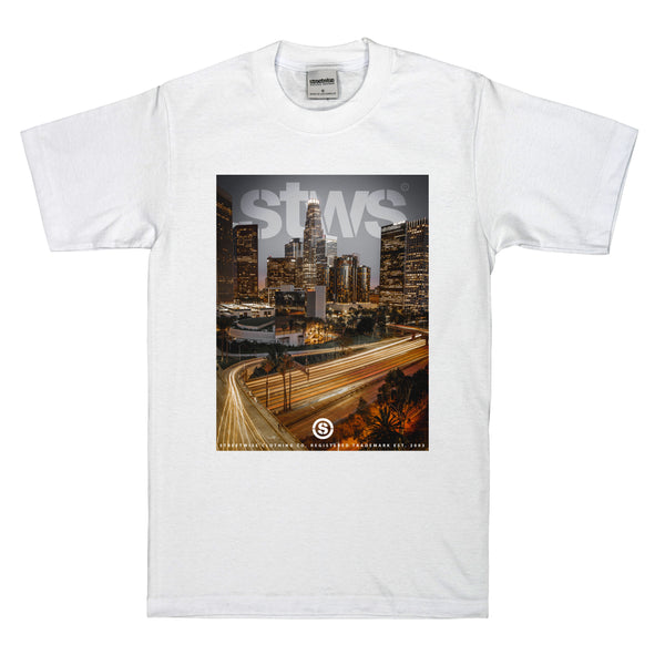 City Lights T-Shirt (White)
