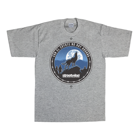 Coyote T-Shirt (Gray)