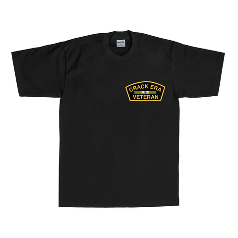 Crack Era T-Shirt (Black)