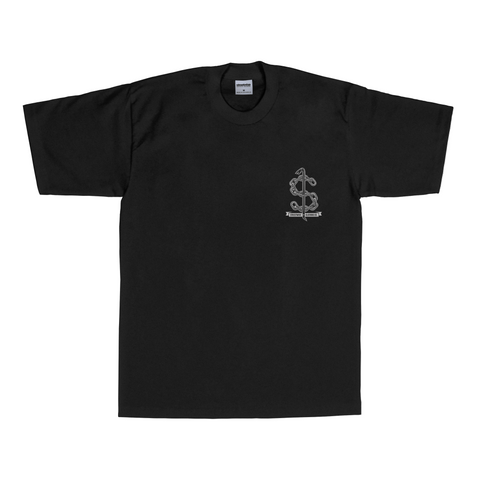 Crow Bar T-Shirt (Black)