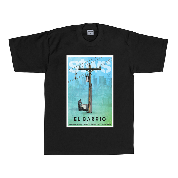 El Barrio T-Shirt (Black)