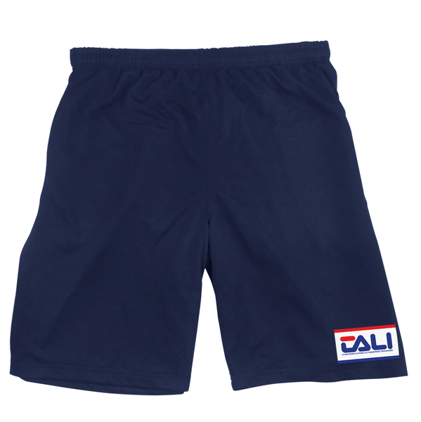 Feel Us Mesh Shorts (Navy)