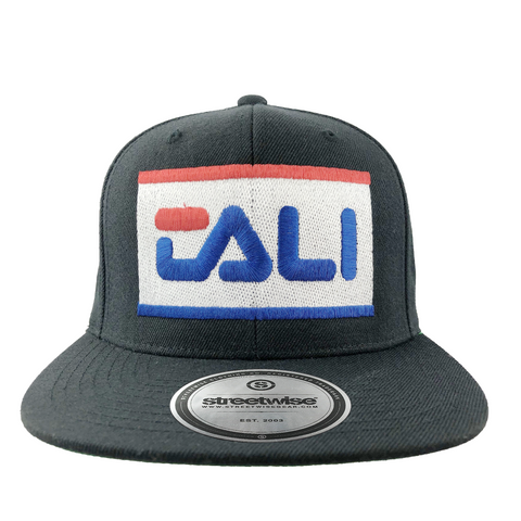 Feel Us Snapback (Black)