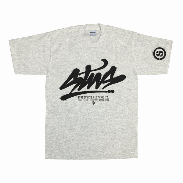 Flair T-Shirt (Gray)