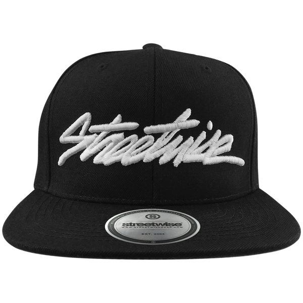The Flow Snapback (Black)