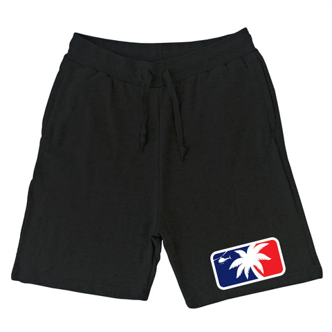 Freeway Series LA Sweat Shorts (Black)