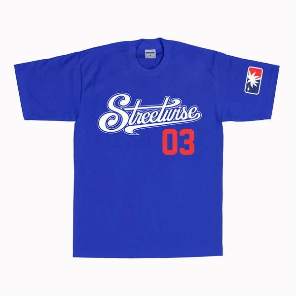 Freeway Series LA T-Shirt (Royal)