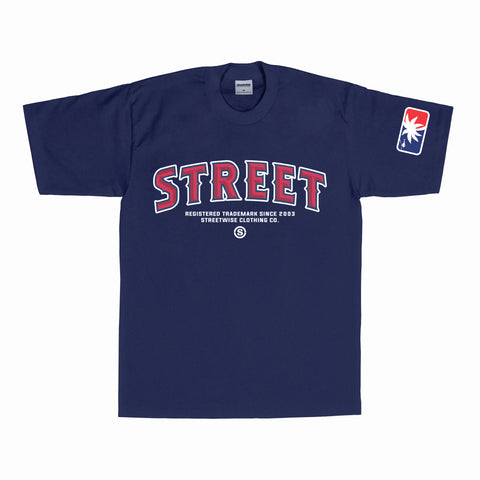 Freeway Series OC T-Shirt (Navy)