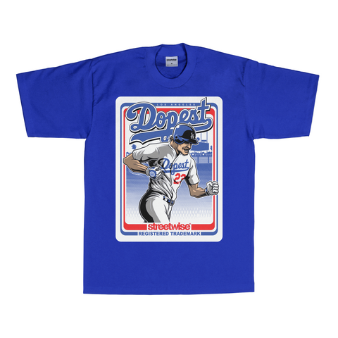 Gibson T-Shirt (Royal)