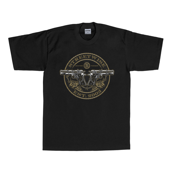 Guns & Roses T-Shirt (Black)