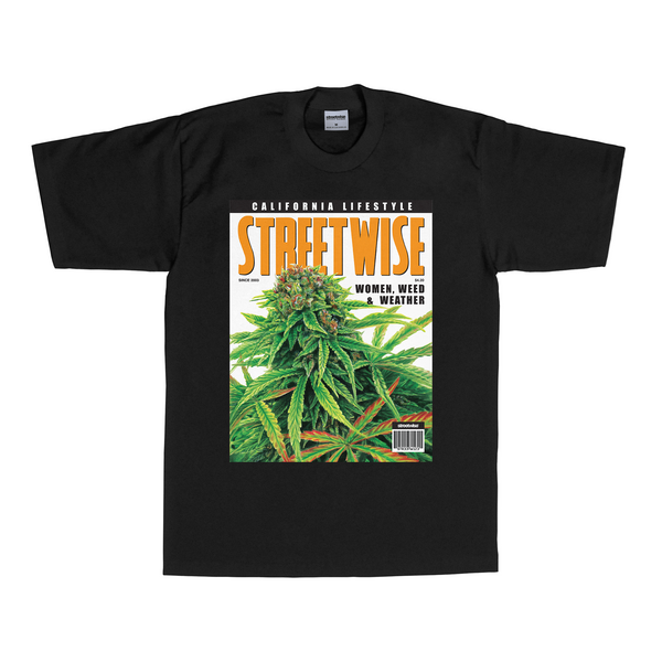 High Times T-Shirt (Black)