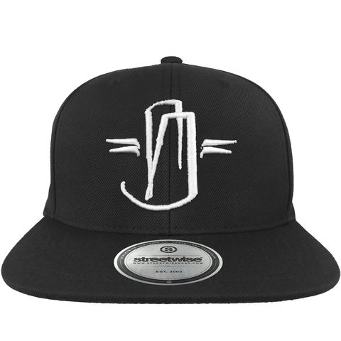 Hit Up Snapback (Black)