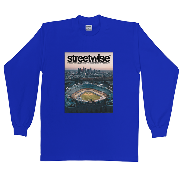 Home Base Long Sleeve (Royal)