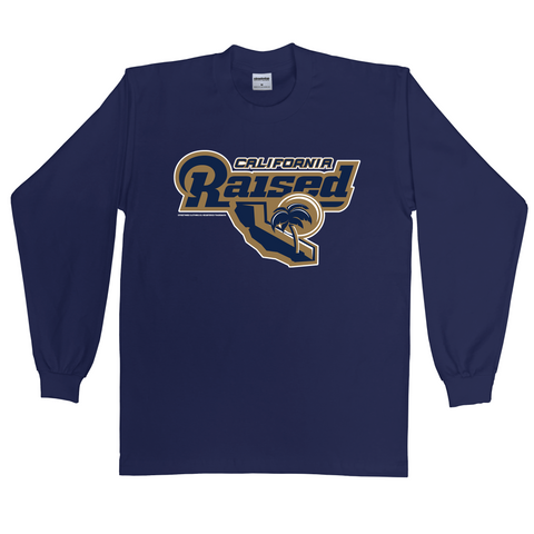 Home Sick Long Sleeve (Navy)