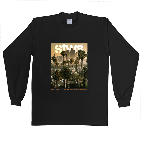 Jungle Long Sleeve (Black)