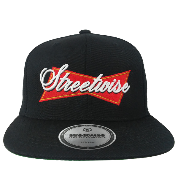 King of Kings Snapback (Black)