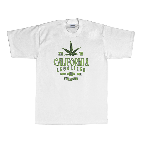 Legalized T-Shirt (White)