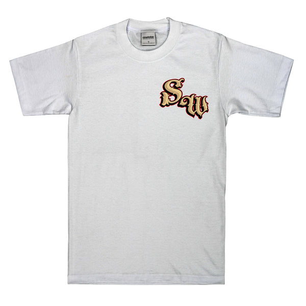 Letter Sign T-Shirt (White)