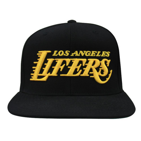 Lifers Snapback (Black) | Spring 2016 | Streetwise Clothing