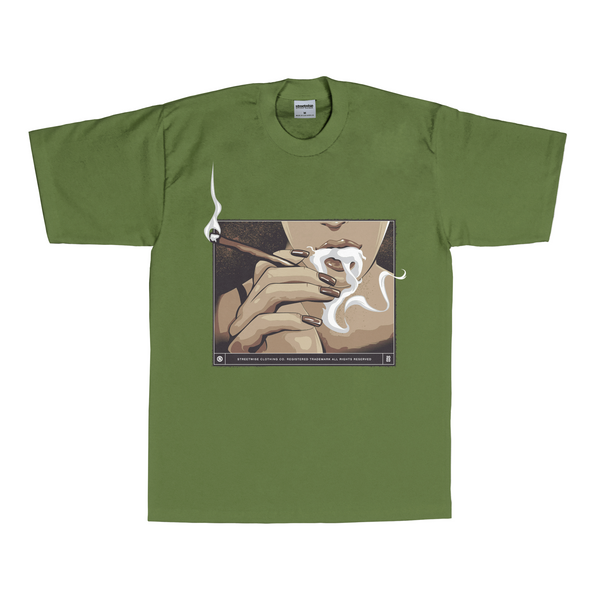 My Love T-Shirt (Olive)