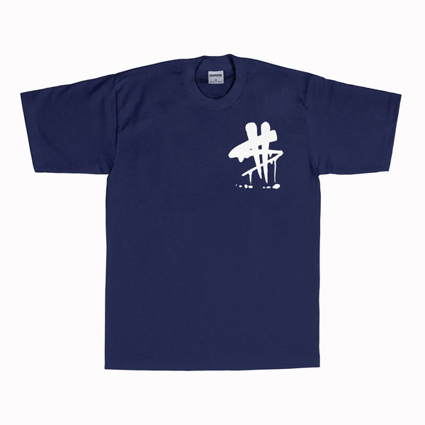 Drippin' T-Shirt (Navy)