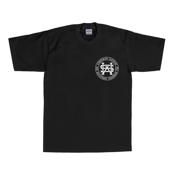 Monogram T-Shirt (Black)