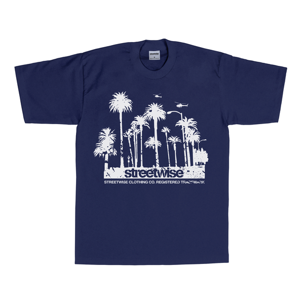 My City T-Shirt (Navy) | Spring 2016 | Streetwise Clothing