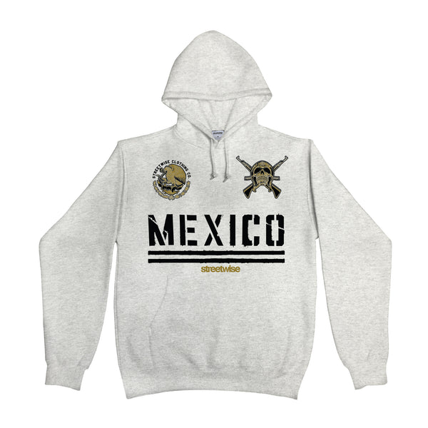 Narco State Hoodie (Gray)