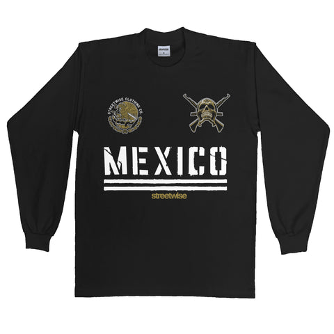 Narco State Long Sleeve (Black)