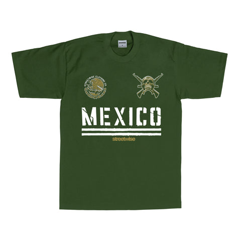 Narco State T-Shirt (Hunter Green)