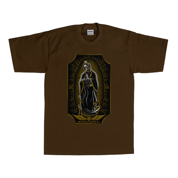 Nuestra Senora T-Shirt (Brown)