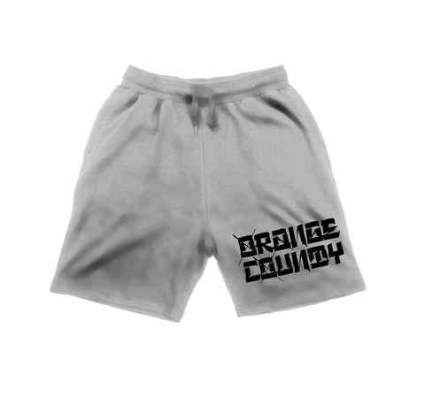OC-Blocks Sweat Shorts | SoCal Capsule (Gray)