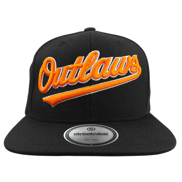 Outlaws Snapback (Black)