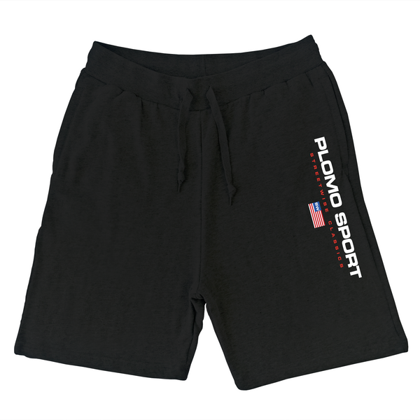 Plomo Sport Sweat Shorts (Black)