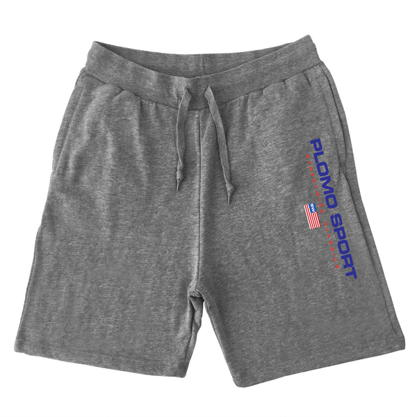 Plomo Sport Sweat Shorts (Gray)