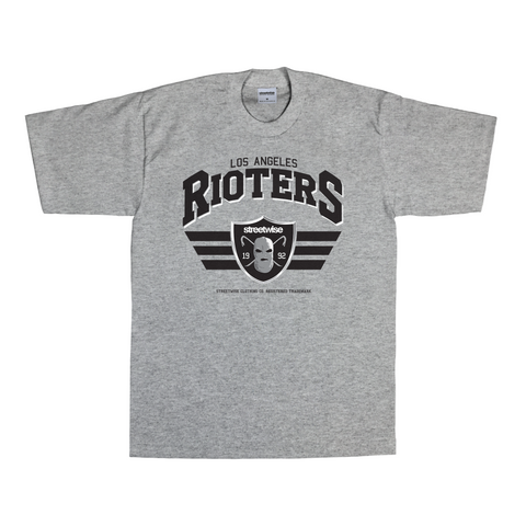 Rioters 2.0 T-Shirt (Gray)