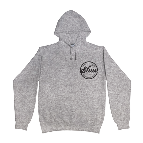 Runnin' Circles Hoody (Gray)