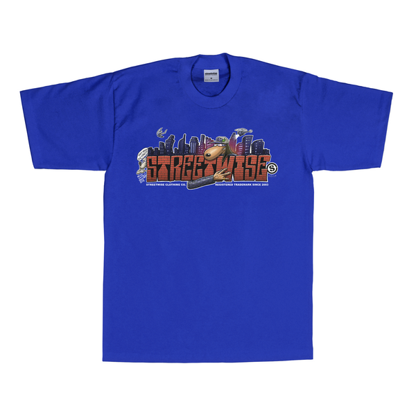 Shiznit T-Shirt (Royal)