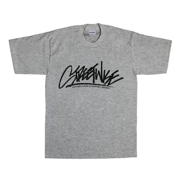 Skeam Tags T-Shirt (Grey)