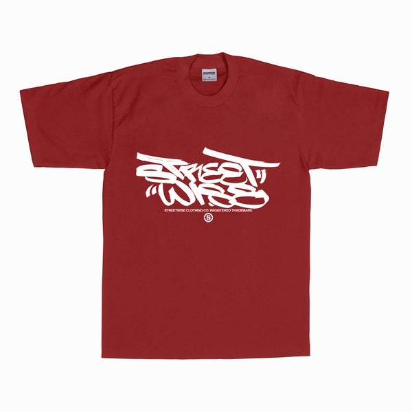 Slow Motion 2.0 T-Shirt (Burgundy)