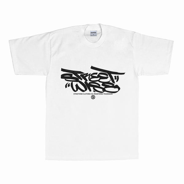 Slow Motion T-Shirt (White)