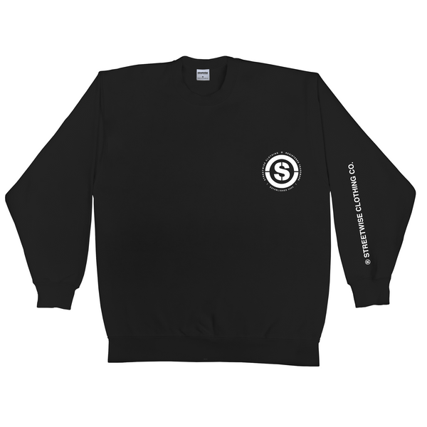 Sniper Shot Crewneck (Black)